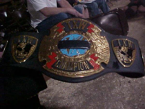 TXW Heavyweight Title